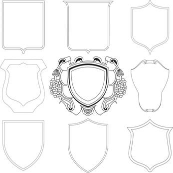 62 Beste Wappen Vorlage Abbildung | House Country