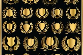 Wappen Templates 5