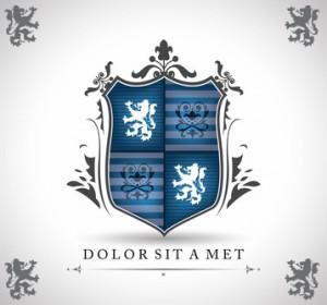 Wappen Template Vorlage